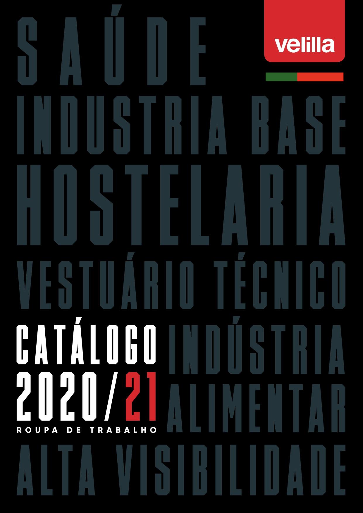 catálogo Vellila capa